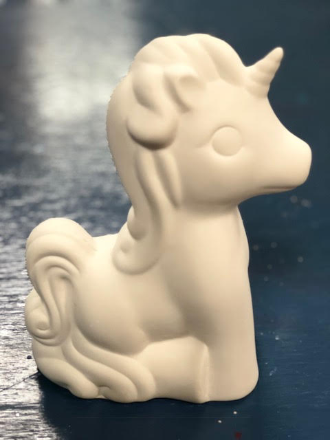 Ceramic Unicorns