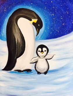 Mommy & Me Penguins