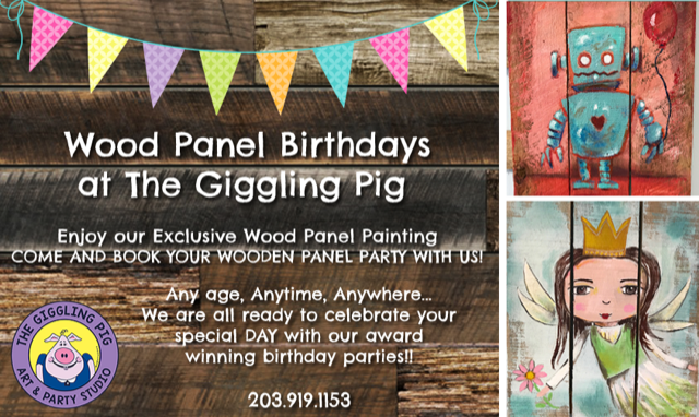 Wooden Pallet Party