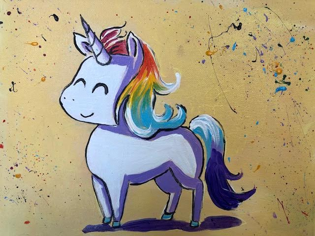 Unicorn fun