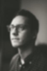 Portrait of Zach Pruett