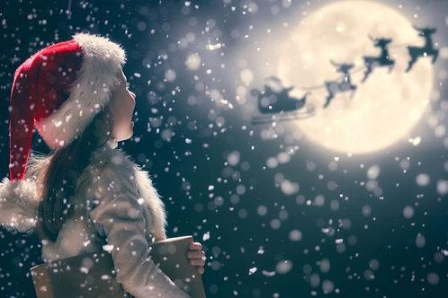 Fondant Magie de Noël