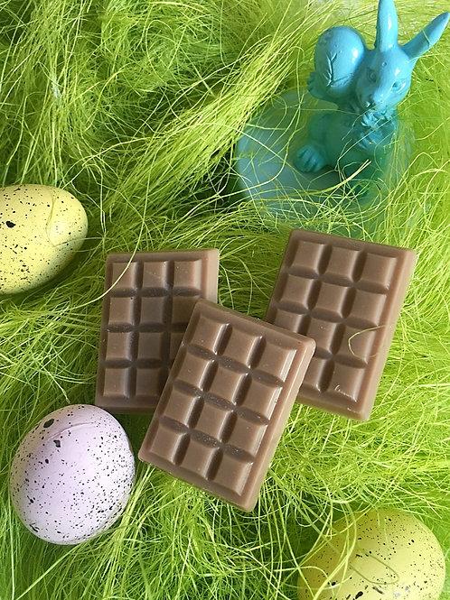 Fondant tablette de chocolat