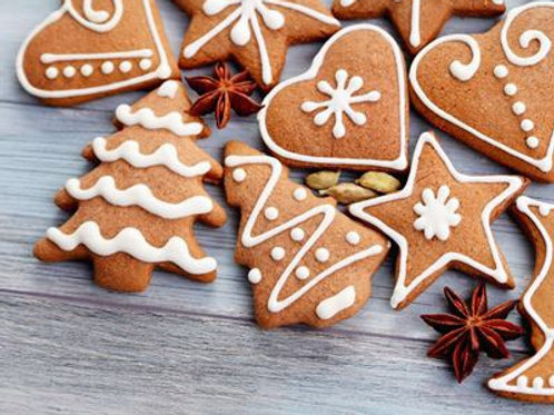 Fondant Sablés de Noël