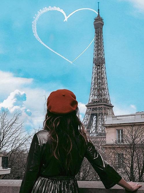 Fondant Balade à Paris