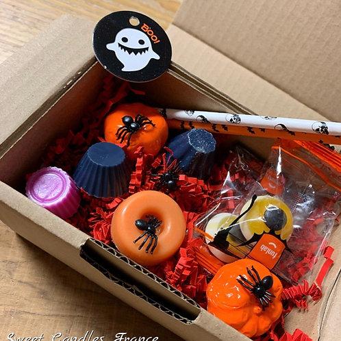 Coffret Halloween