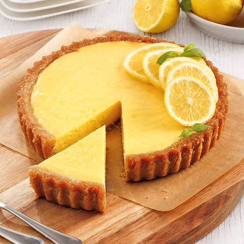 Fondant Tarte au citron