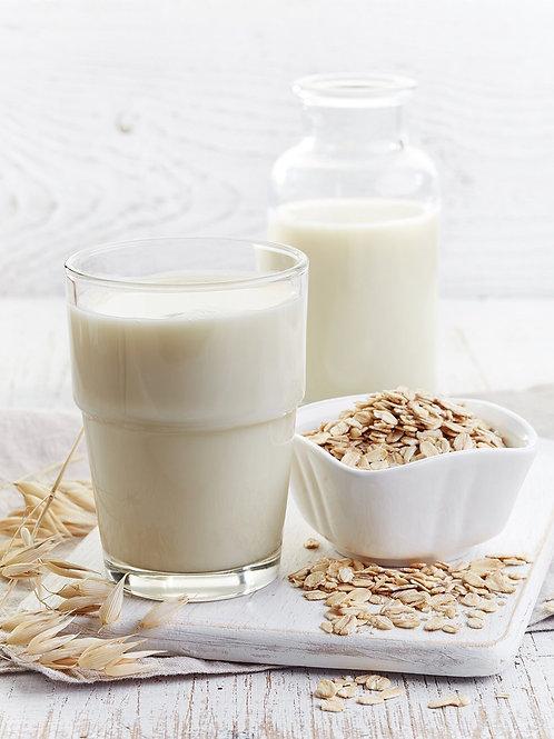 Fondant lait d'avoine & Miel