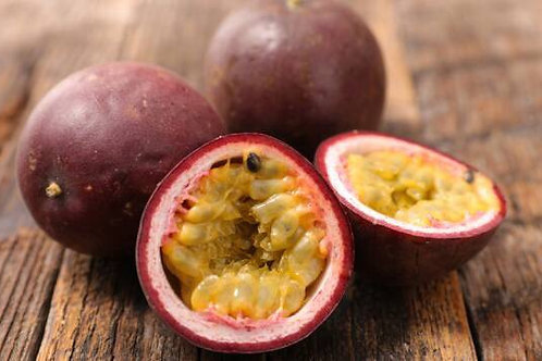 Fondant Fruits de la passion