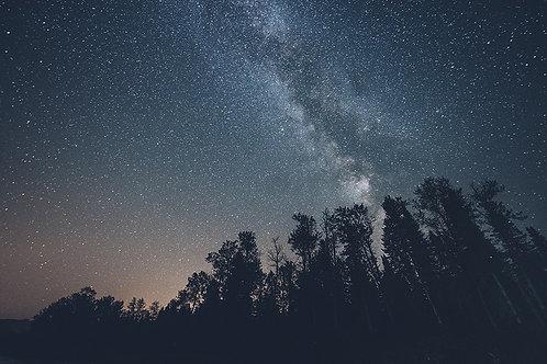 Fondant Nuit étoilée