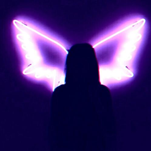 Fondant Purple Love