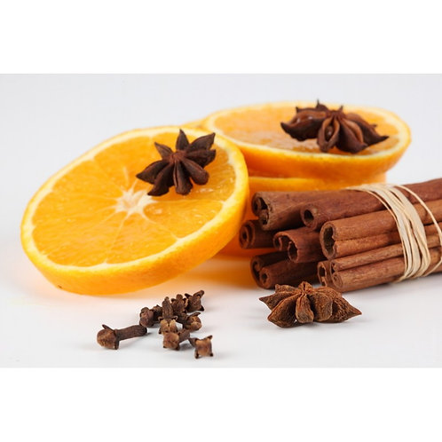 Fondant Cannelle Orange