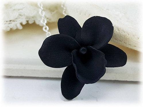 Fondant Orchidée Noire