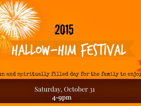 Hallow- Him not Halloween