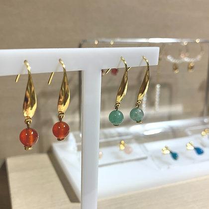 Christmas French Earrings