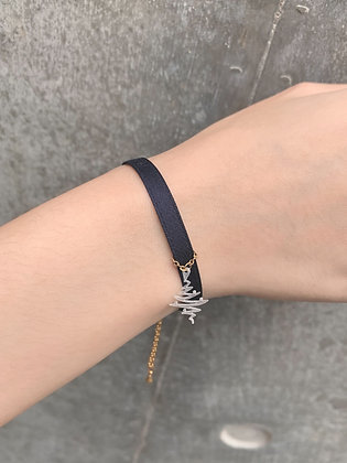 Neva Bracelet (Midnight Blue)