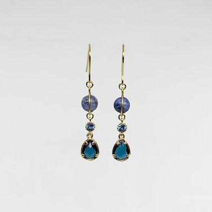 Asherah Earrings