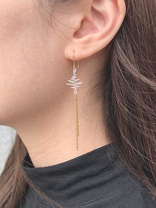 Meteor Earrings