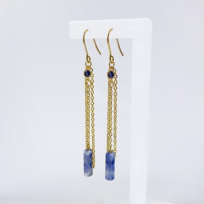 Long Cordelia Earrings