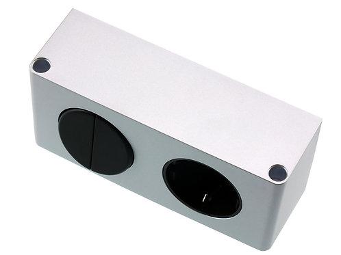 Kombi-Box 34 12V Energiebox für LED Leuchten Steckdose mit Schalter