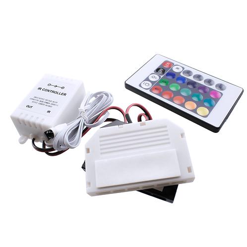 RGB Controller mit IR-Fernbedienung