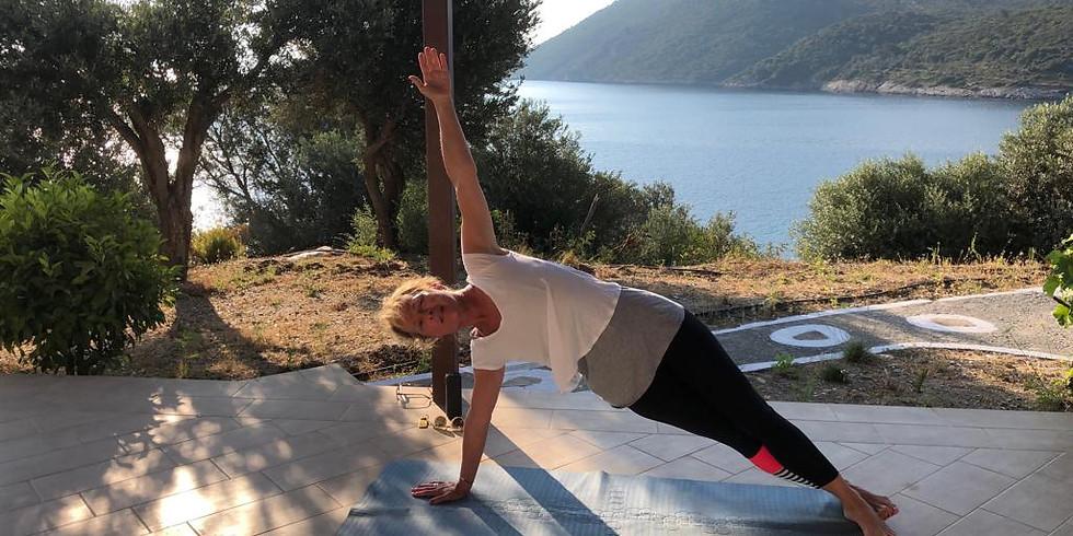 Yoga- und Pilatesreise nach Samos