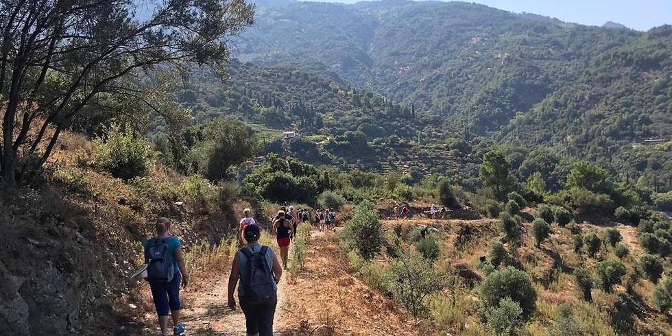 Aktivreise nach Samos für Frauen & Männer