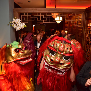 Yu Garden Restaurant feierliche Eröffnung