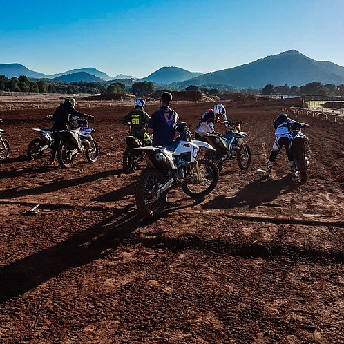 Pro Sports Alliance - Wintercamp MX Spanien