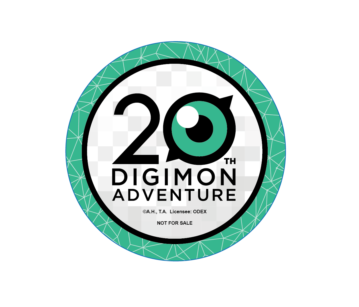 Digimon Can Badge
