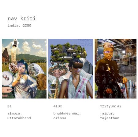 Future work - Nav Kriti