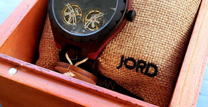 Giveaway With JORD Watches