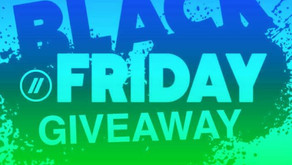 huge black Friday giveaway from blenders eyewear