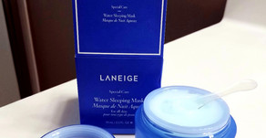 Product Review: Laneige Water Sleeping Mask