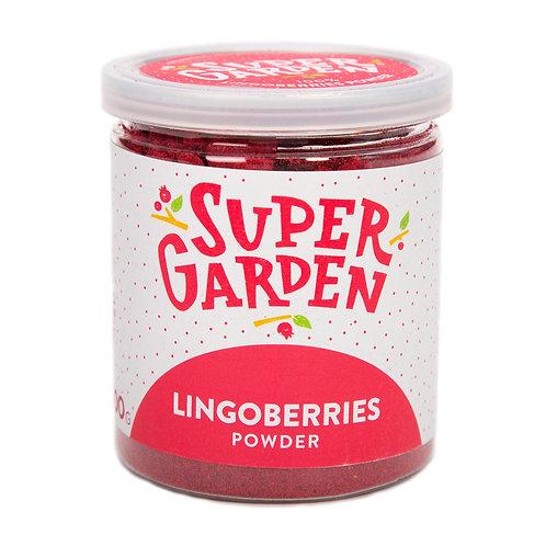 Freeze Dried Lingonberry Powder
