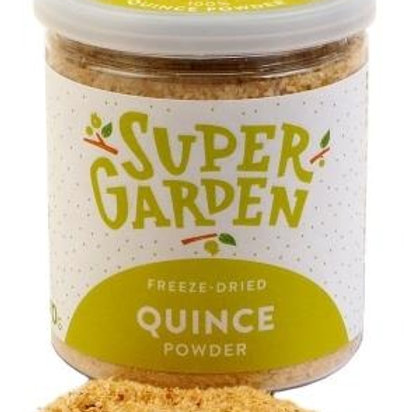 Freeze Dried Quince Powder
