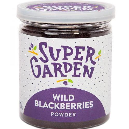 Freeze Dried Wild Blackberry Powder