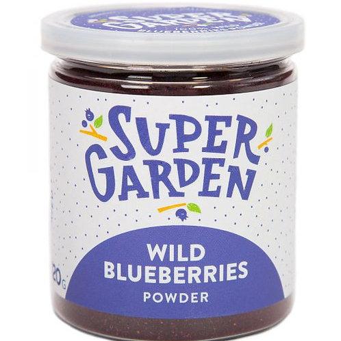 Freeze Dried Wild Blueberry Powder