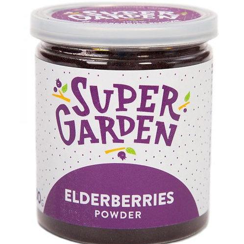Freeze Dried Elderberry Powder