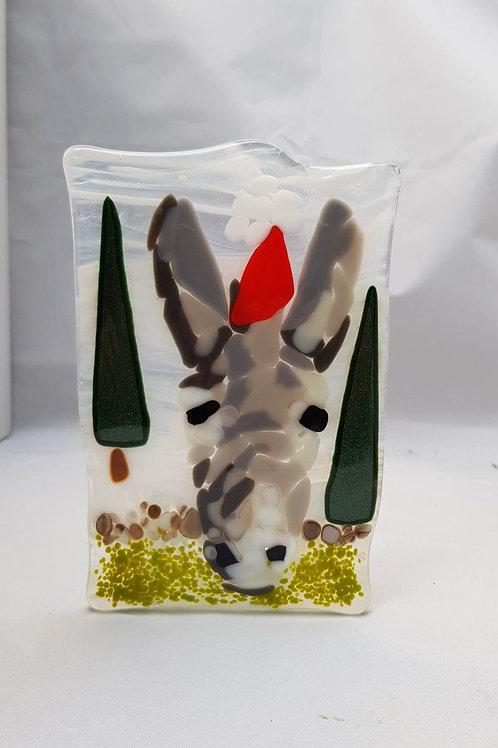 Donkey Festive Tea Light holder