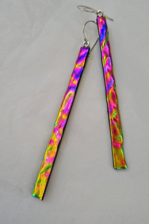 Copy of Dichro Danglies  VI earrings