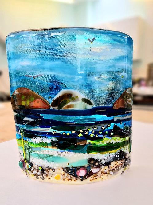 Curved Glass seascape