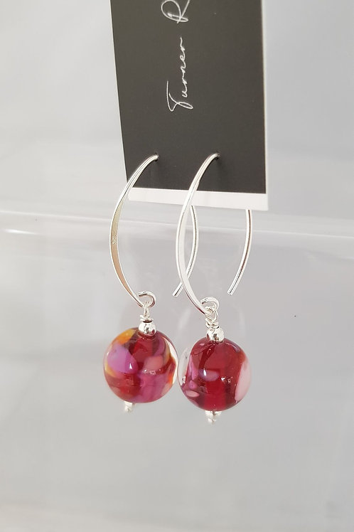 Glass Lampwork Earrings