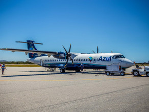 Cabo Frio volta a receber voos da Azul a partir de julho