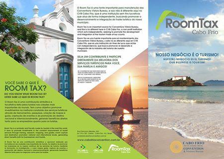 O que é Room Tax?