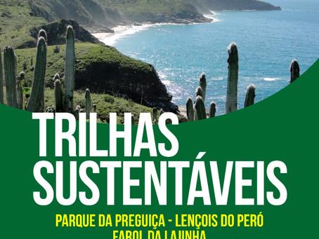 Inscrições para Trilhas Sustentáveis vão até sexta (13)