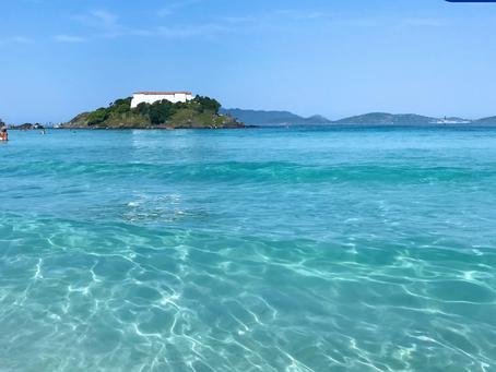 Aproveite o feriado prolongado para conhecer os principais pontos turísticos de Cabo Frio!