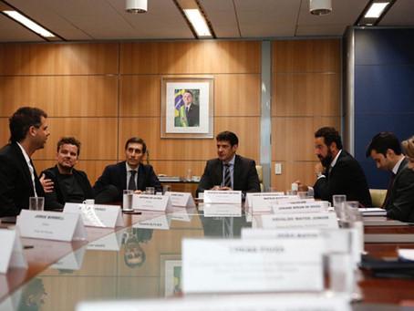 POLÍTICA / SERVIÇOS MTur realiza encontro com investidores para discutir Turismo Sustentável no Bras