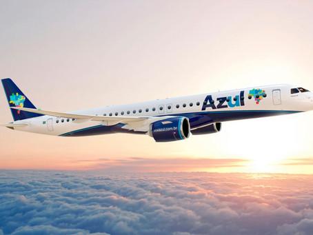 Azul passa a operar voos de Belo Horizonte para Cabo Frio na alta temporada
