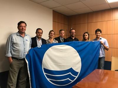 Brasil recomenda 15 candidatos para a temporada Bandeira Azul 2018/2019